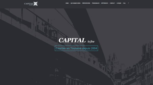 CAPITAL IN FINE - Courtier financement projets personnel professionnel