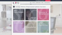 CABINET GALLIER - Gynécologue, Obstétricien, Chirurgie mammaire et pelvienne, Cancer du sein