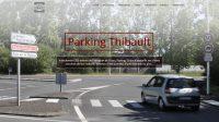 PARKING THIBAULT - Parking Aéroport Tours Privé Fermé