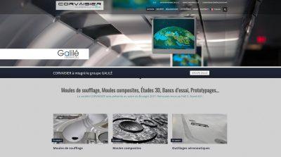 CORVAISIER - Moules de soufflage, Moules composites, Études 3D, Bancs d'essai, Prototypages…