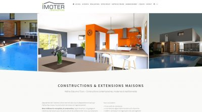IMOTER - Maître d'oeuvre Constructions Extensions Maisons