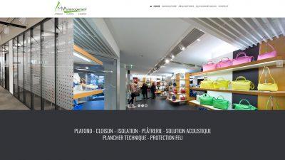 MVA AMÉNAGEMENT - Plafind cloison isolation plâtrerie Tours 37