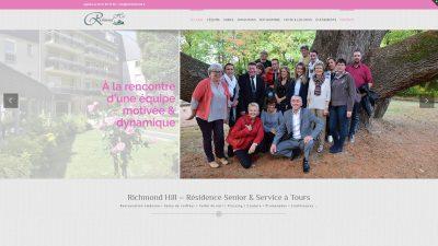 RICHMOND HILL - Résidence Senior et de Service Tours 37