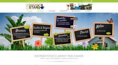 Les produits Star