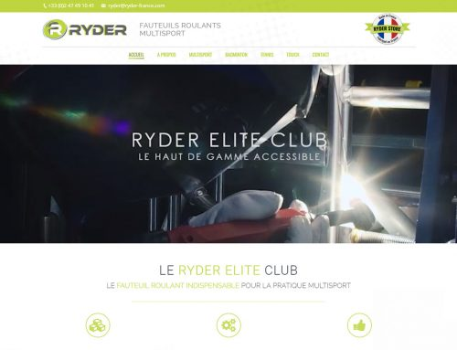 LE RYDER ELITE CLUB