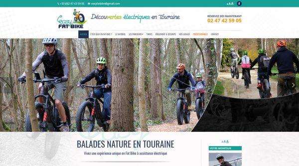 Easy Fat Bike Balades nature en Touraine
