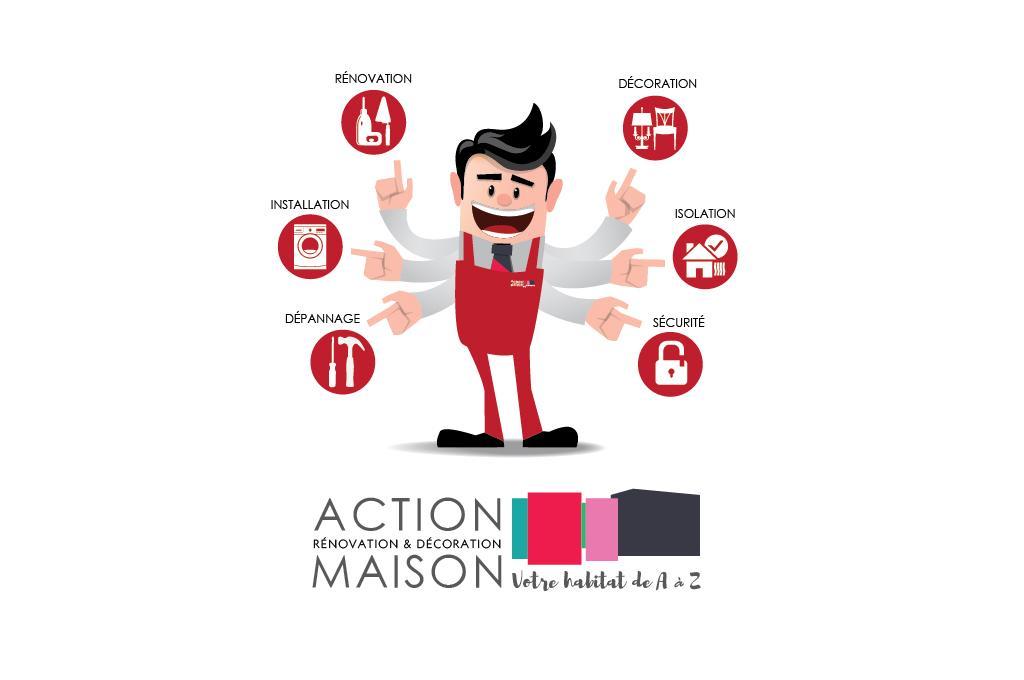Logo Action Maison