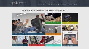 ANH FORMATION - Formation de Formateur SSIAP Audit Conseil Sécurité