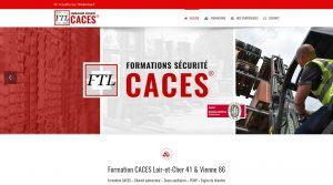 FTL CACES - Formation CACES Loir-et-Cher 41 & Vienne 86
