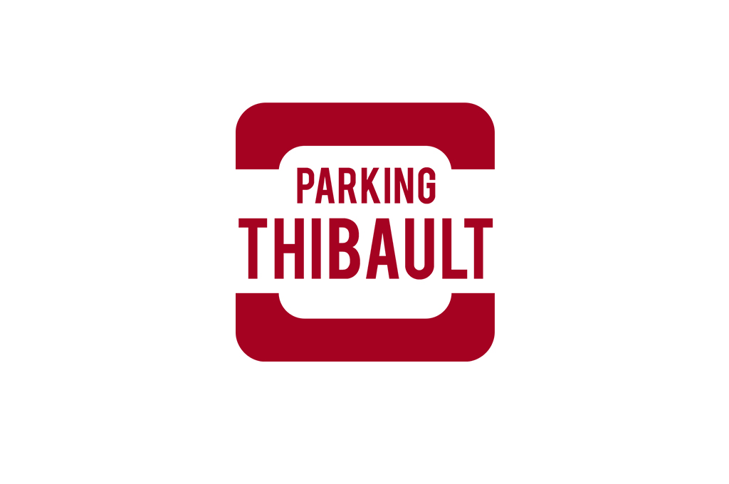 Logo Parking Thibault