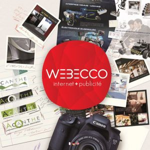 Webecco Flyer Carré