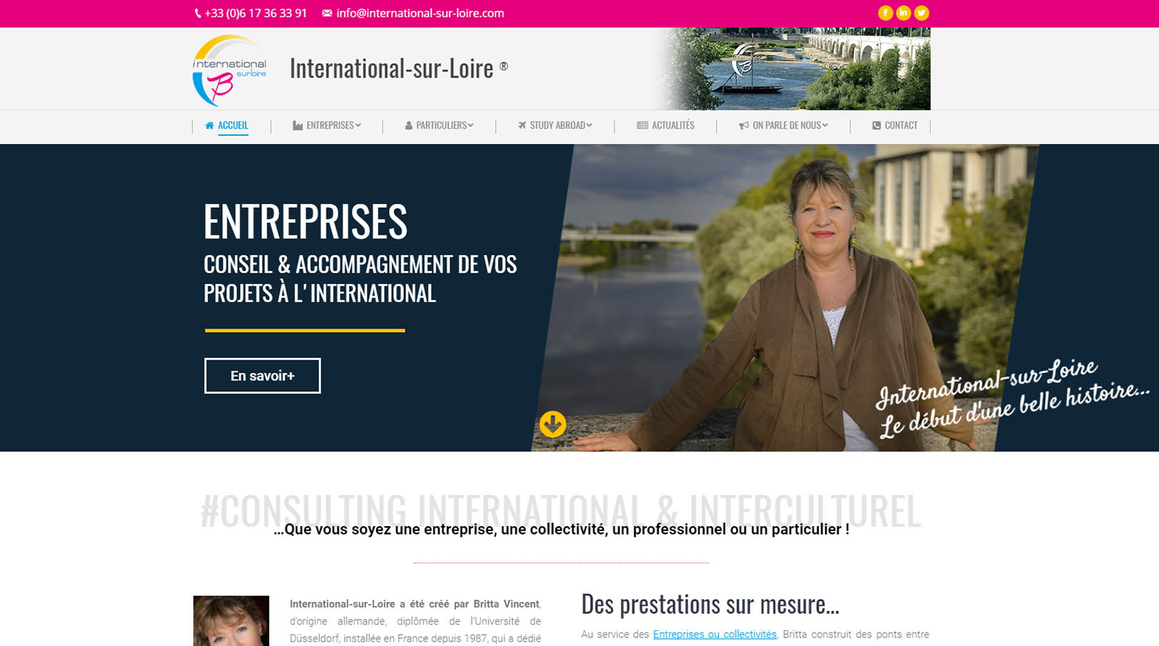 INTERNATIONAL-SUR-LOIRE