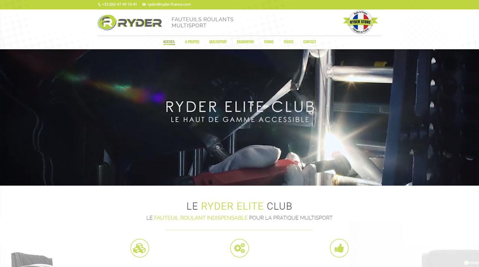 RYDER FRANCE