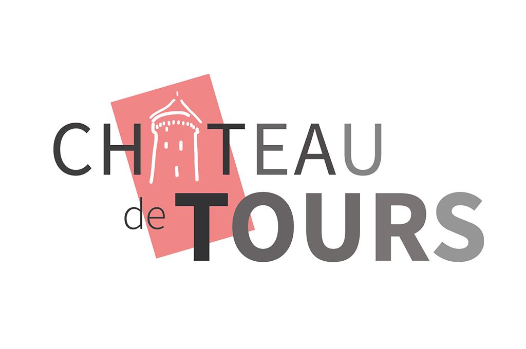Logo du château de Tours