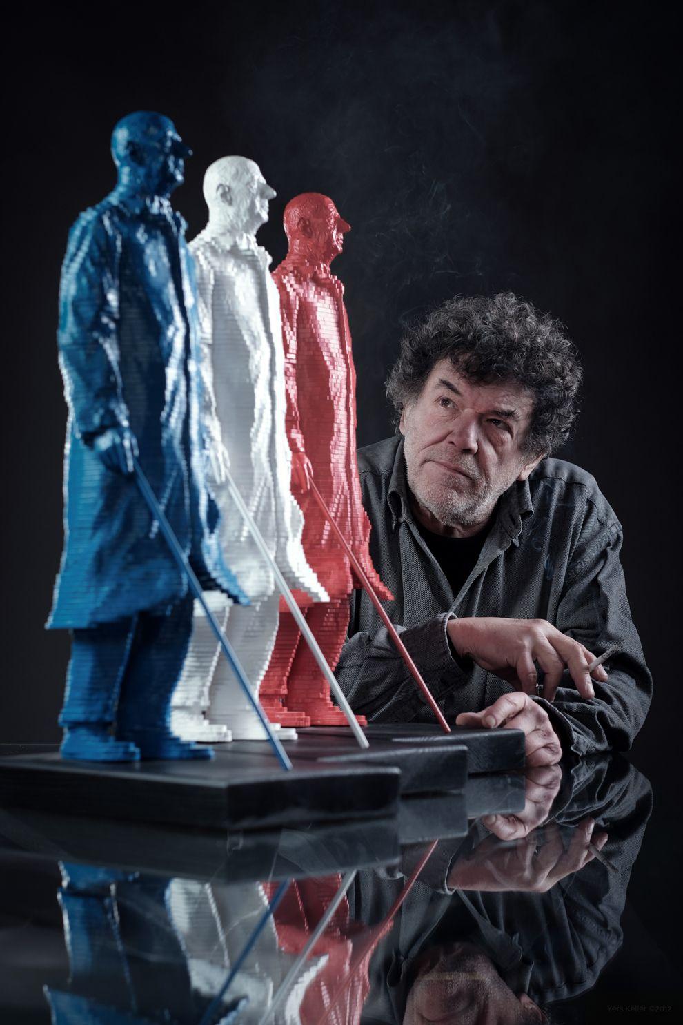 Portrait Michel Audiard