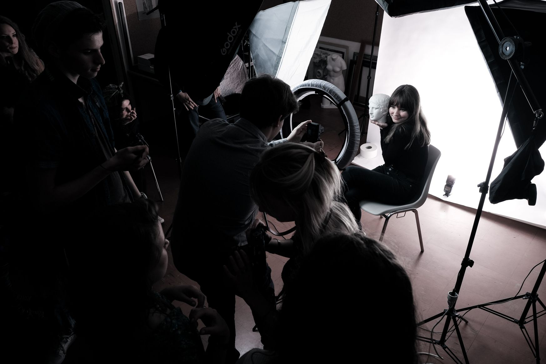 Workshop Photographie École Brassart