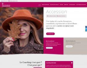 Accession RH page d'accueil